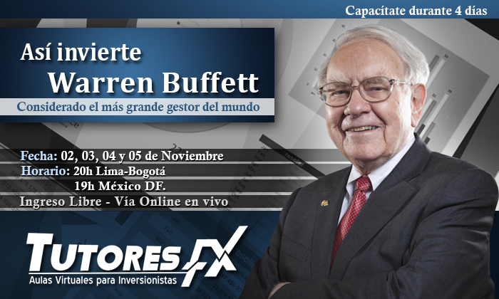 Taller: Así invierte Warren Buffett