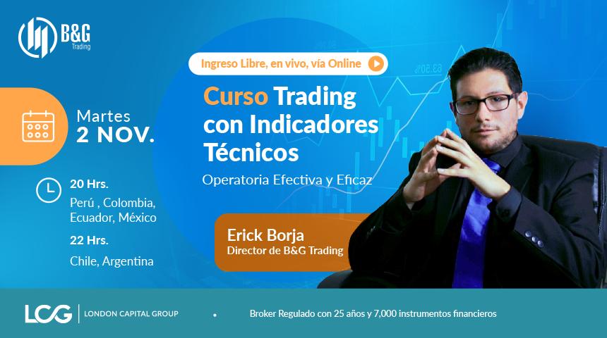 Curso:Trading con Indicadores Técnicos