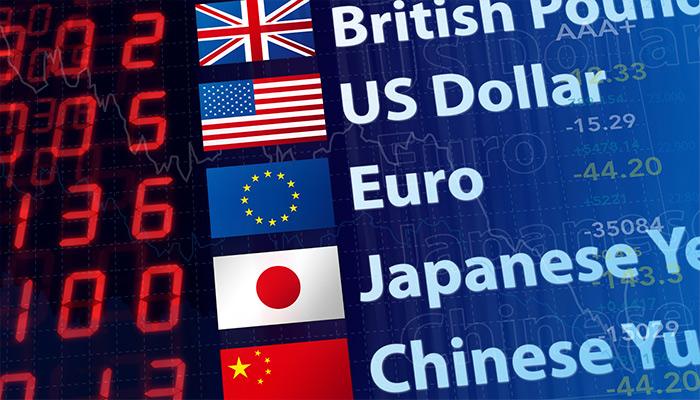 Consolidación de niveles en el mercado de divisas a primera hora