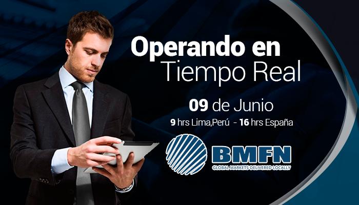 Operando en Tiempo Real con BMFN