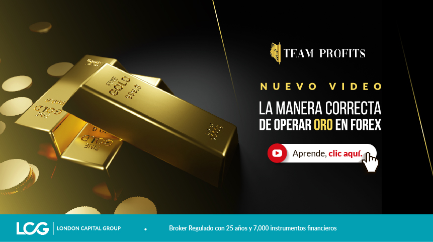 Team Profits - La Manera CORRECTA de Operar ORO en FOREX - video