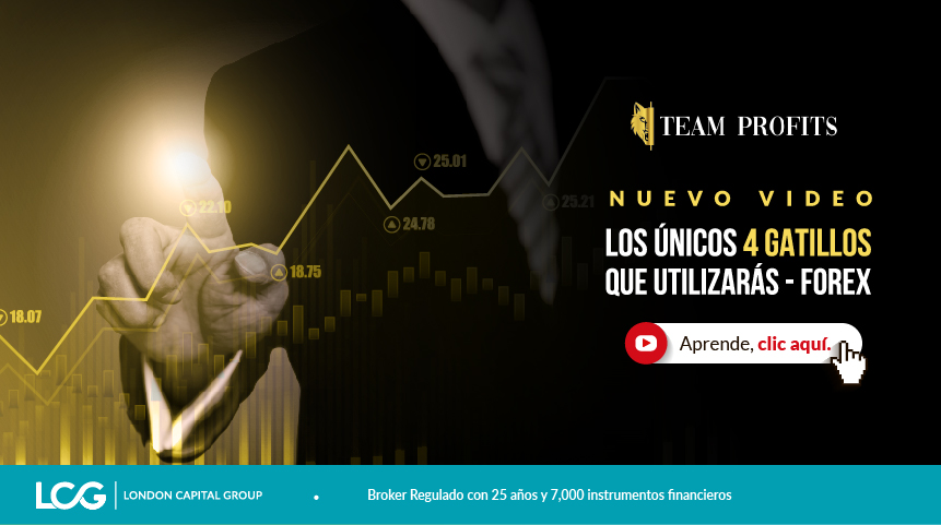 Team Profits - LOS ÚNICOS 4 GATILLOS QUE UTILIZARÁS - FOREX - video