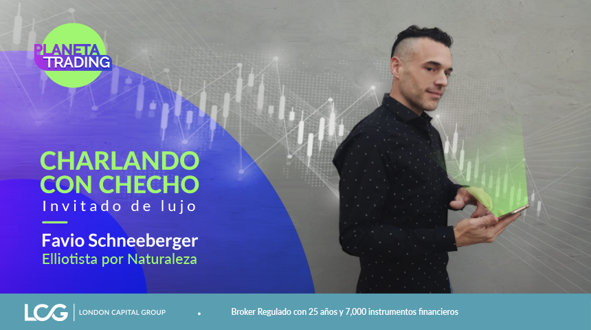 Planeta trading: Charlando con Checho - video