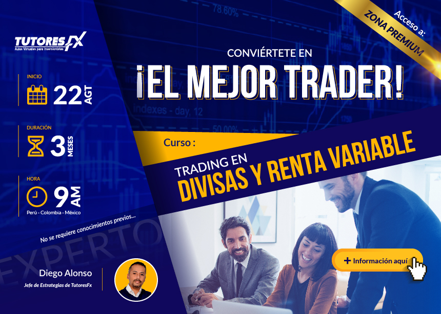 Curso Grupal: Trading en Divisas y Renta variable