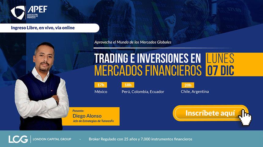 Trading e Inversiones en Mercados Financieros