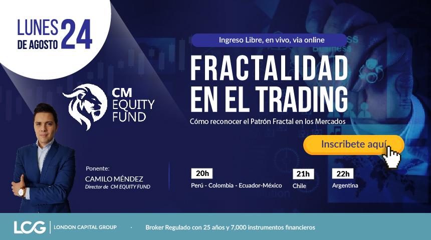 Fractalidad en el Trading