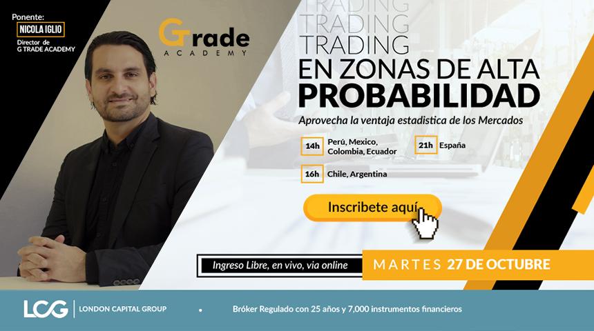 Trading  En Zonas De Alta Probabilidad