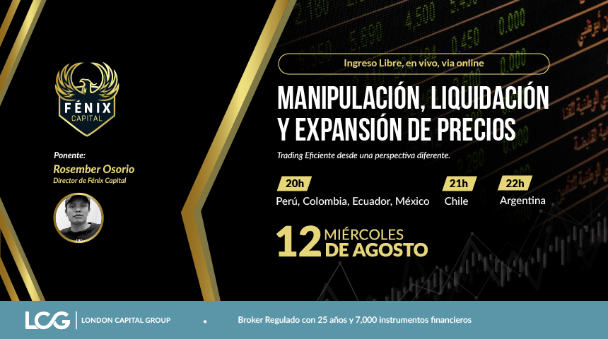 Manipulación, Liquidación y Expansión de Precios