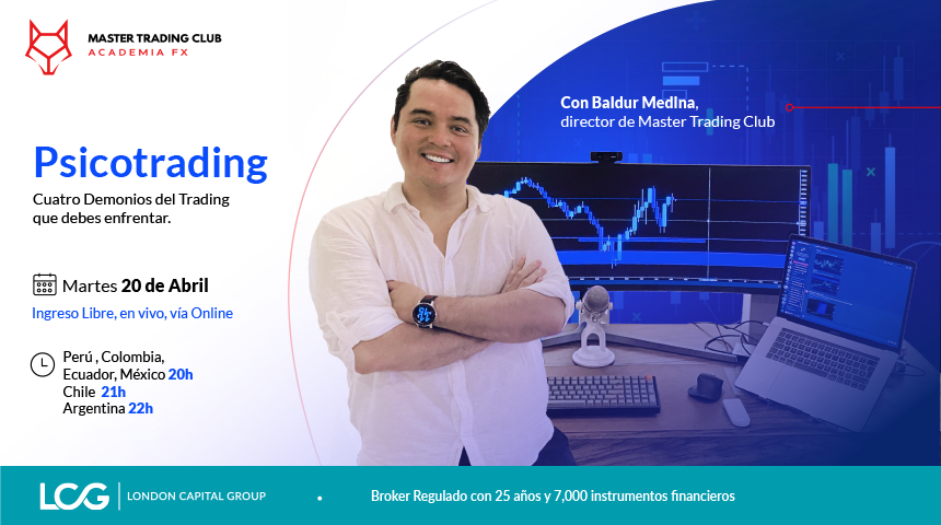 Psicotrading con Master Trading Club