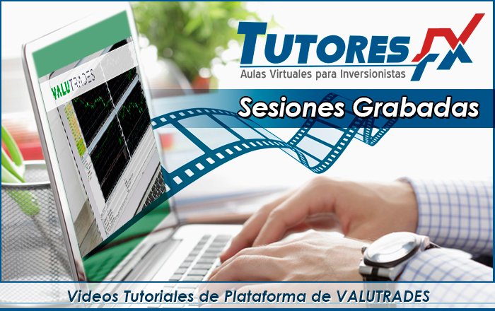 Videos: Tutoriales de la Plataforma Valutrades