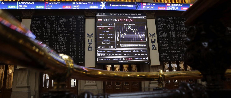 El IBEX se deja un 4%