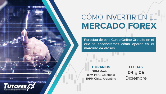 Taller: Cómo invertir en el Mercado Forex