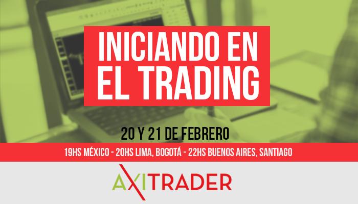 Seminario: Iniciando en el Trading con AXITRADER