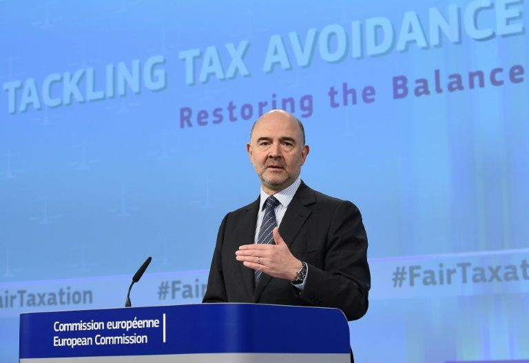 La UE quiere un acuerdo sobre datos fiscales de multinacionales para marzo