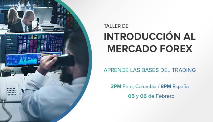 Taller: Introducción al Mercado Forex