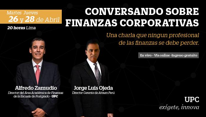 Conversando sobre Finanzas Corporativas