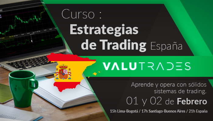 Curso Estrategias de Trading con Valutrades