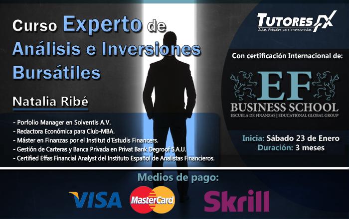 Curso Experto de Análisis e Inversiones Bursátiles