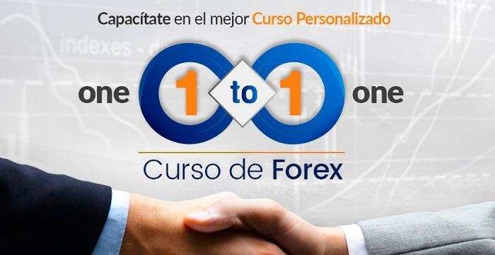 Curso de FOREX: One to One (personalizado)