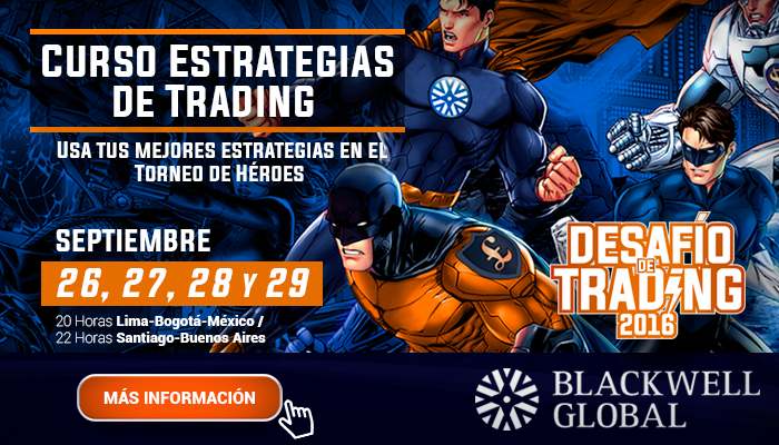 Curso Estrategias de Trading con Blackwell Global UK