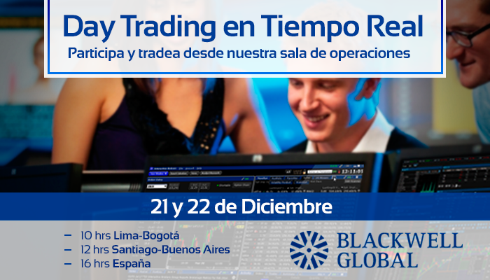 Day Trading en Tiempo Real - Blackwell Global