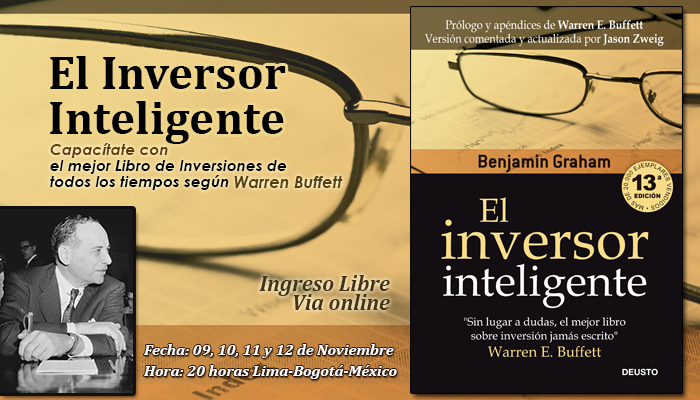 Curso Taller: El Inversor Inteligente