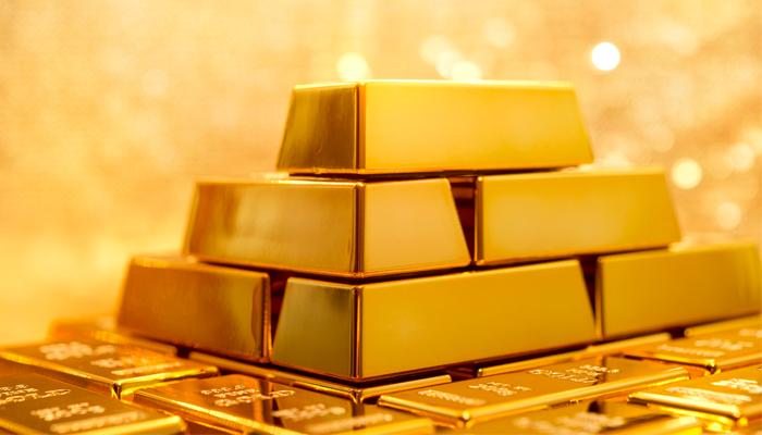 El oro alcanza 1.200 USD por primera vez desde noviembre al caer el dólar