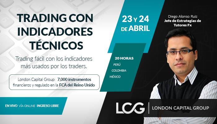 Trading con Indicadores Técnicos - London Capital Group