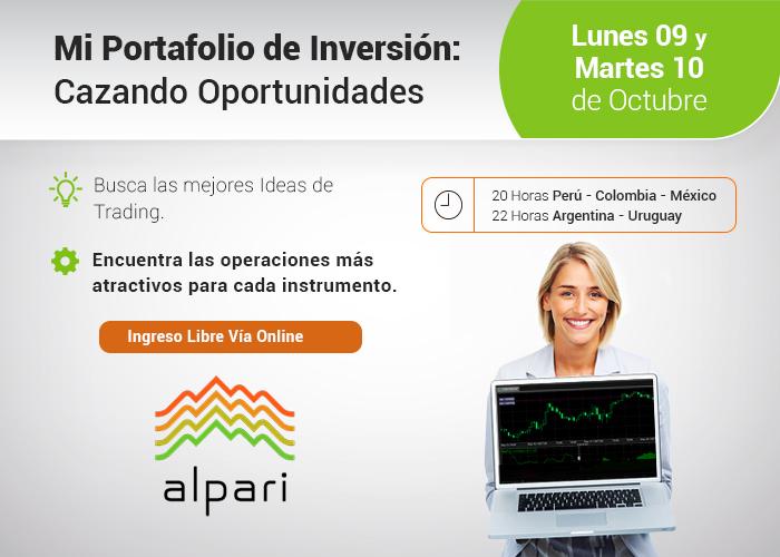 Mi Portafolio de Inversión: Cazando Oportunidades - Alpari