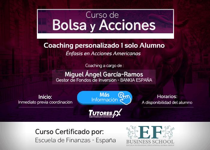 Curso de Bolsa y Acciones - Miguel Ángel Garcia-Ramos