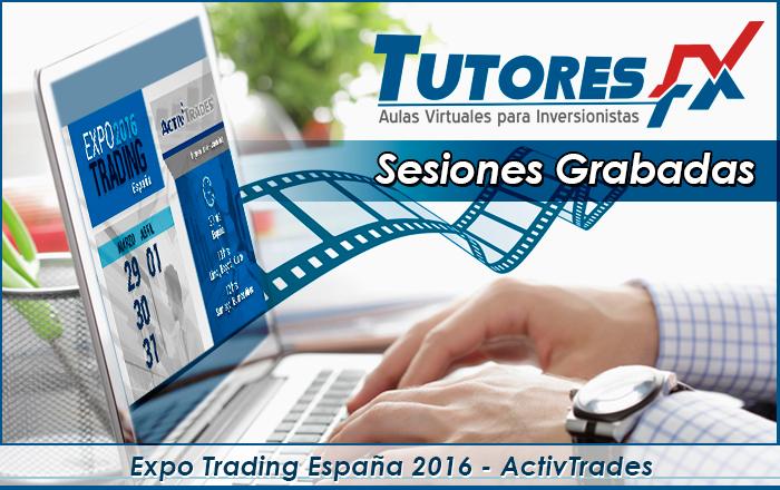 Expo Trading España 2016 - ActivTrades