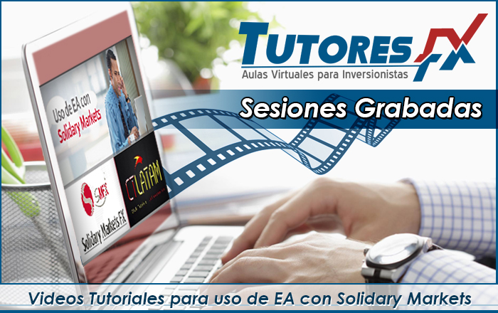 Videos Tutoriales para uso de EA con Solidary Markets