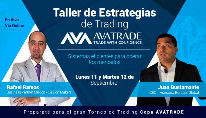 Taller de Estrategias de Trading AVATRADE