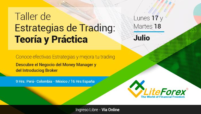 Taller de Estrategias de Trading: Teoría y Práctica