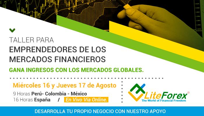 Taller para Emprendedores de los Mercados Financieros
