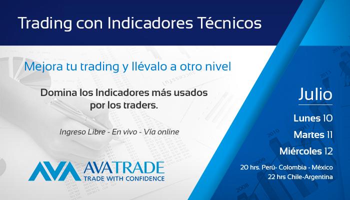 Trading con Indicadores Técnicos