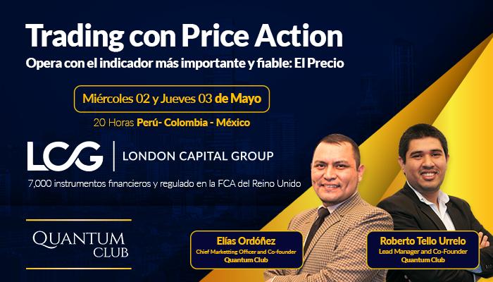 Trading con Price Action - LCG