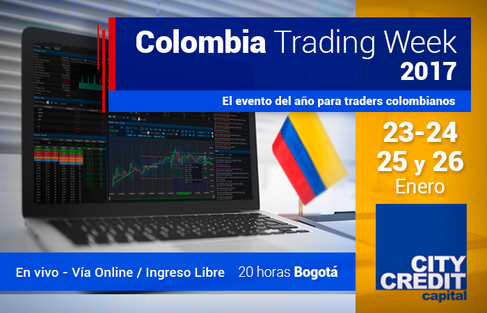 Trading Week Colombia 2017- City Credit Capital