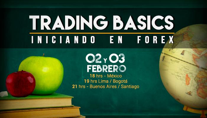Trading Basics, iniciando en FOREX