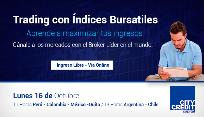 Trading con Índices Bursatiles - City Credit Capital