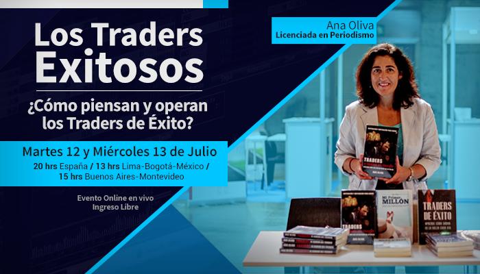 Los Traders Exitosos - Ana Oliva