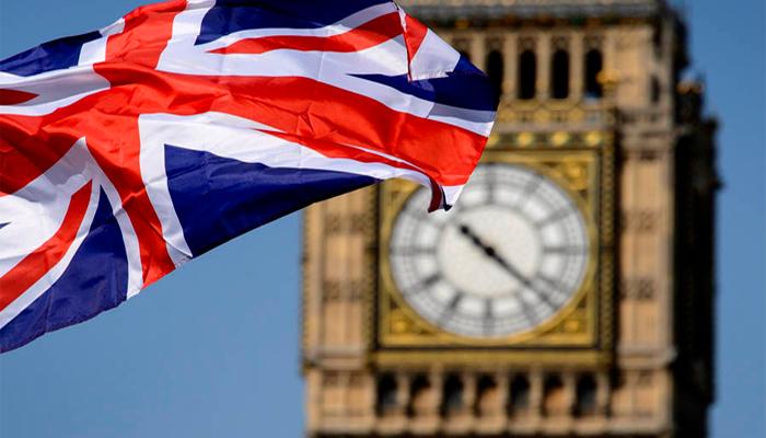 El Sector de la Construcción del Reino Unido se contrae