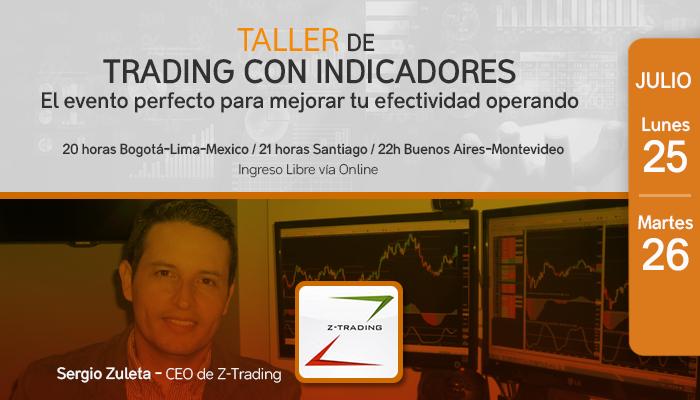 Taller de Trading con Indicadores