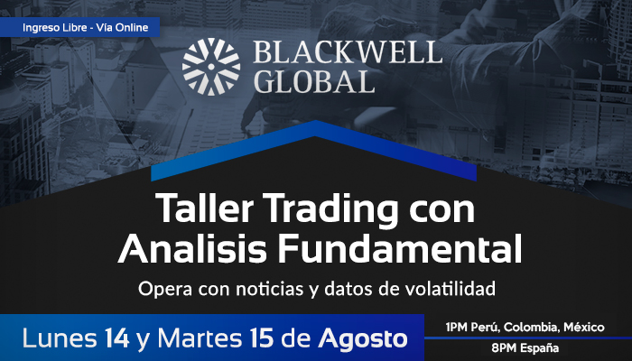 Taller Trading con Analisis Fundamental - BlackWell Global