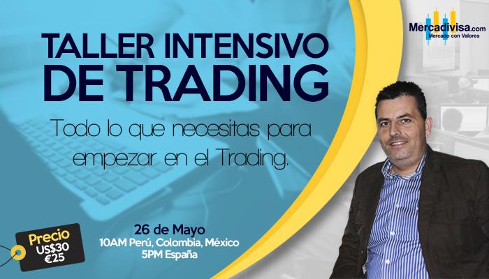 Taller Intensivo de Trading - 26 de Mayo