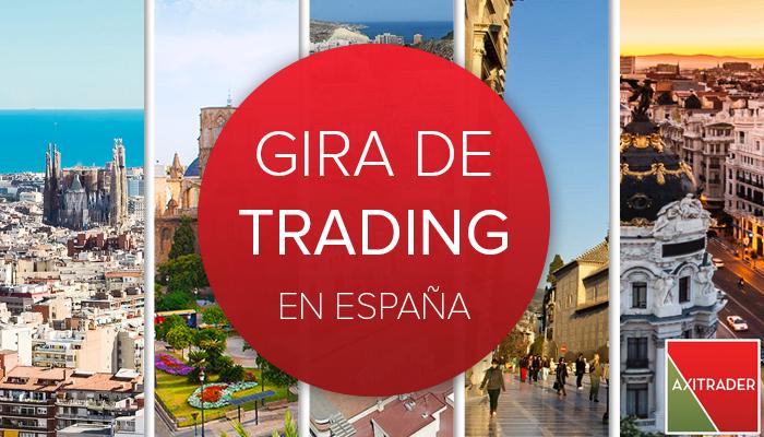 Gira de Trading en España - AxiTrader