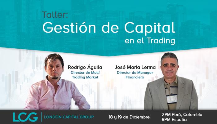 Taller: Gestión de Capital en el Trading
