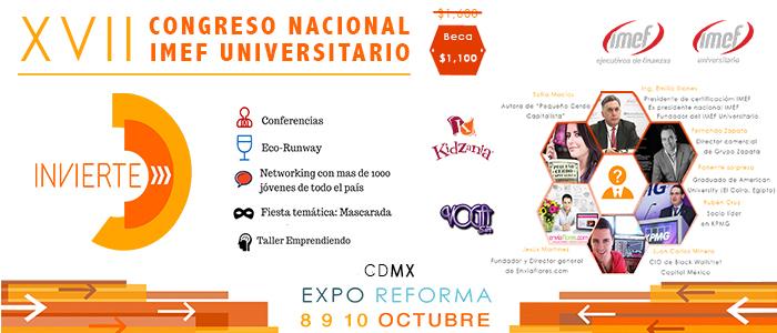 Congreso XVIII: IMEF Universitario