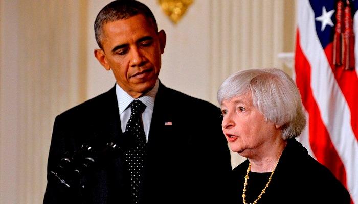 Yellen No Logra Influir En Los Mercados