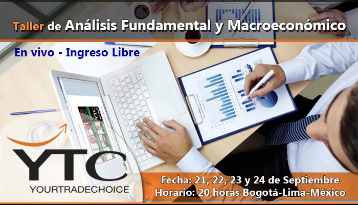 Taller de Análisis Fundamental y Macroeconómico